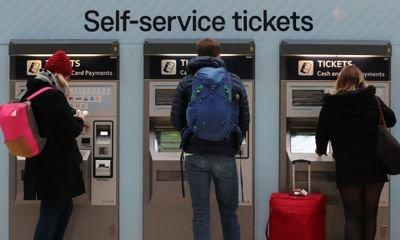 Regulated rail fares to increase by maximum of 3.2% next year