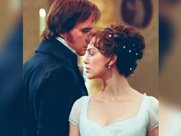 A scene from the 2005 film 'Pride and Prejudice' (Image source: Instagram)
