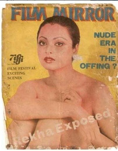 Nude Rekha to topless Mamta Kulkarni: Most controversial magazine covers | IndiaToday
