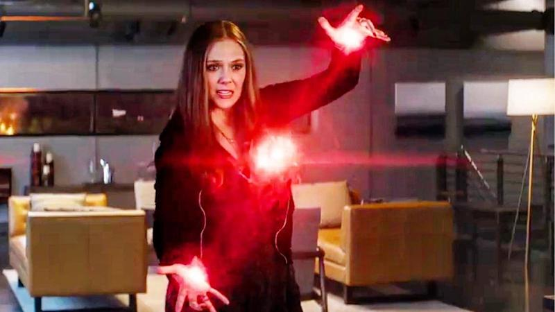 #ComicBytes: Facts about Scarlet Witch which were never portrayed on-screen