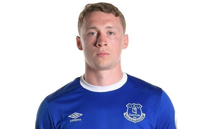 Pennington - Credit: Everton FC