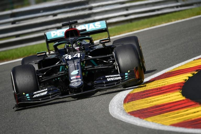 Ineos is taking a one-third stake in Lewis Hamilton's Mercedes team