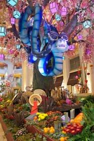 The Venetian(R) and The Palazzo(R) Celebrate the Year of the Snake With Chinese New Year Activities and Displays