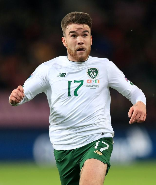 Aaron Connolly returns to the Republic of Ireland squad against Finland