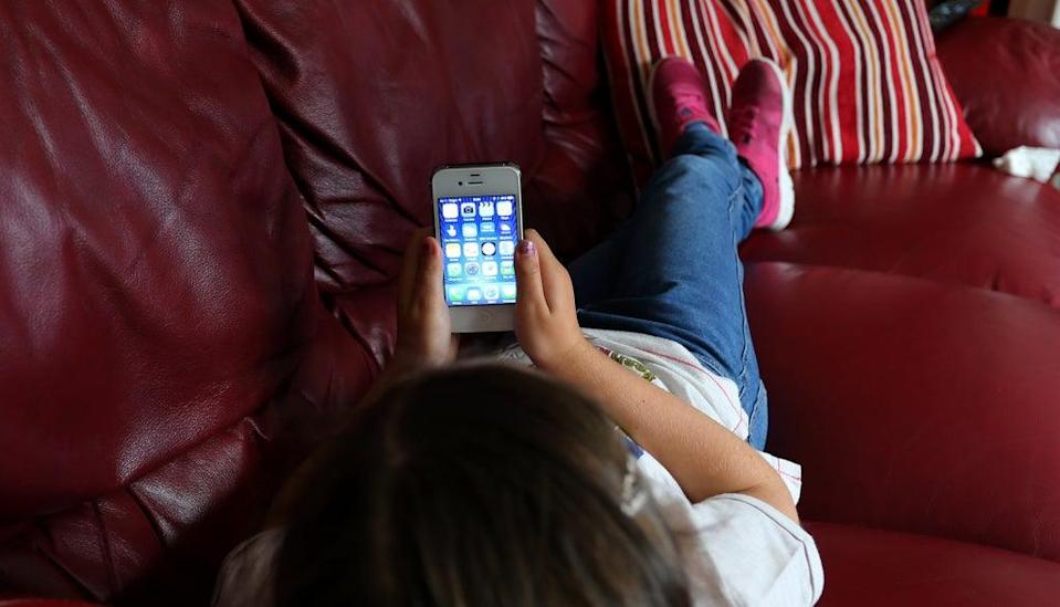 The Information Commissioner said children need to be protected in the online world in the same way that they are protected in the offline world (Peter Byrne/PA) (PA Archive)