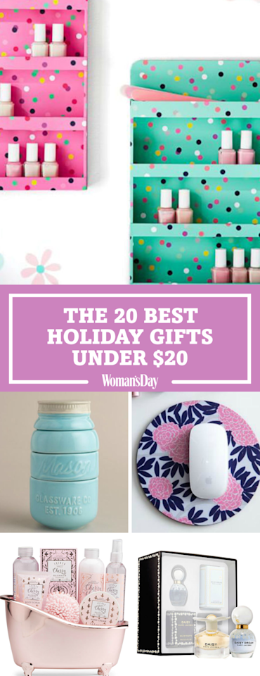 The 20+ Best Gifts Under $20