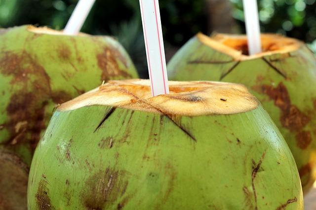 <p>Apart from hydrating the body, coconut water also has detoxifying abilities. It restores the electrolytes that you lose when you indulge in alcohol. Coconut water also boosts the circulation of oxygen in your body, providing energy and improving blood flow. It is also a good source of a number of vital nutrients such as magnesium, calcium, phosphorus, sodium, chlorine and sulfur. So, rather than reaching out for your usual cup of tea/coffee in the morning, grab a glass of coconut water instead. </p>