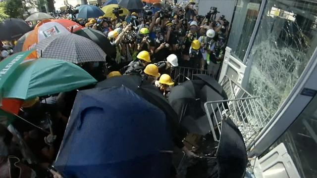 Image result for hong kong taxi protests