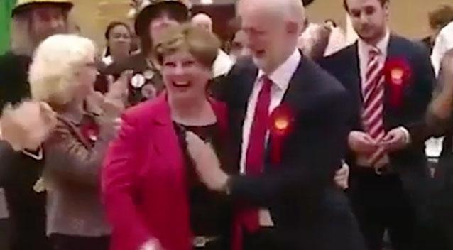 On Covid 19 And Pandemics A Stoic Perspective: WATCH: UK Labour Leader In World's Most Awkward High Five