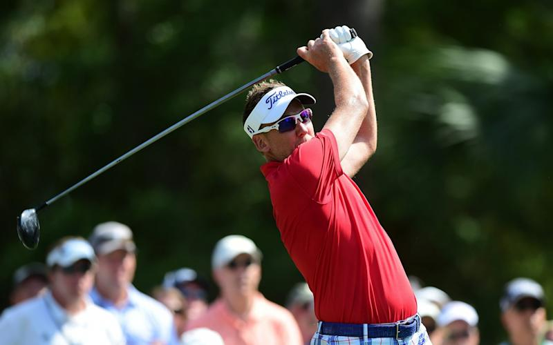Ian Poulter - Credit: Jared C. Tilton/Getty Images