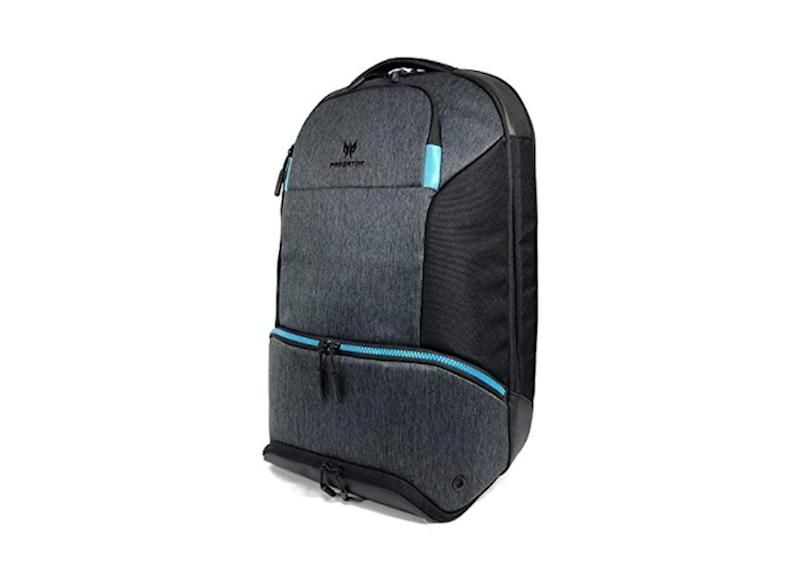 Acer Predator Gaming Hybrid Backpack for 15.6-inch laptops. (Photo: Amazon)