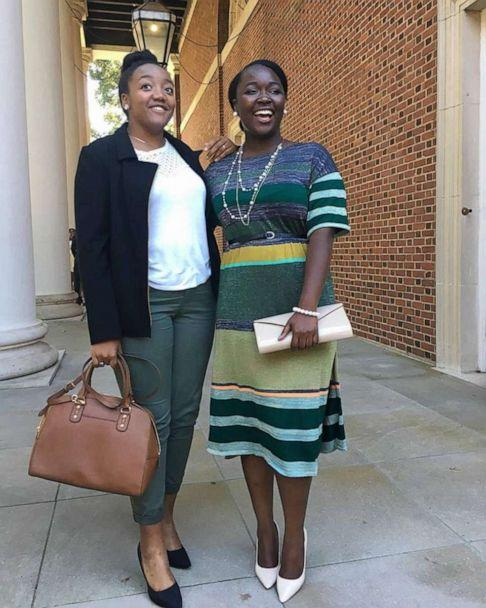 PHOTO: Kendra Grissom is seen during her time at Spelman College. (Kendra Grissom)
