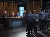 """<p>Between setting up the stations, the judging deliberations, filming post-round interviews, and, oh yeah, cooking, an episode can <a href=""""https://www.mashed.com/32044/reasons-chopped-totally-fake/"""" rel=""""nofollow noopener"""" target=""""_blank"""" data-ylk=""""slk:take more than 14 hours to film"""" class=""""link rapid-noclick-resp"""">take more than 14 hours to film</a>. Contestants have to get to set by 5:45 a.m. and block out two consecutive days for filming, <a href=""""https://jscasting.com/chopped-official-application/"""" rel=""""nofollow noopener"""" target=""""_blank"""" data-ylk=""""slk:according to the online application"""" class=""""link rapid-noclick-resp"""">according to the online application</a>. </p>"""