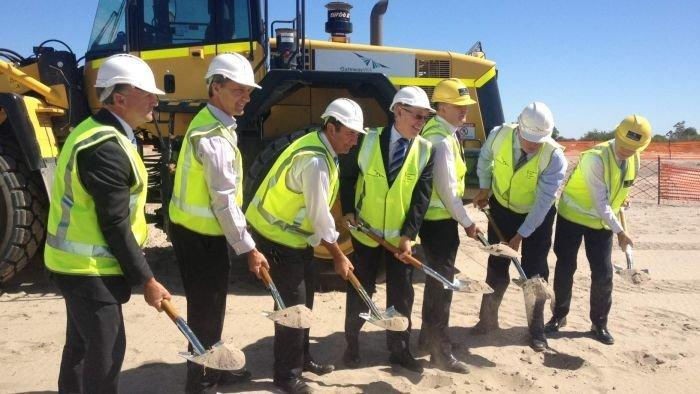 Perth Gateway project officially underway
