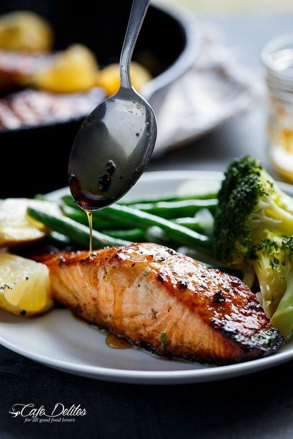 """<p>Browning your butter is game-changing. Trust.</p><p>Get the recipe from <a href=""""http://cafedelites.com/2015/06/10/browned-butter-honey-garlic-salmon/"""" rel=""""nofollow noopener"""" target=""""_blank"""" data-ylk=""""slk:Cafe Delites"""" class=""""link rapid-noclick-resp"""">Cafe Delites</a>.</p>"""