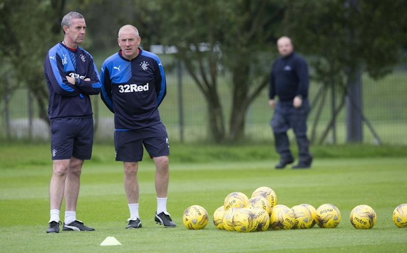 Mark Warburton insists he did NOT resign as Rangers manager