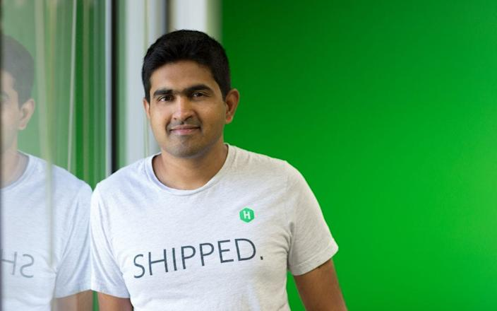 Vivek Ravisankar, CEO and cofounder of HackerRank, shared his top books on coding with Business Insider.