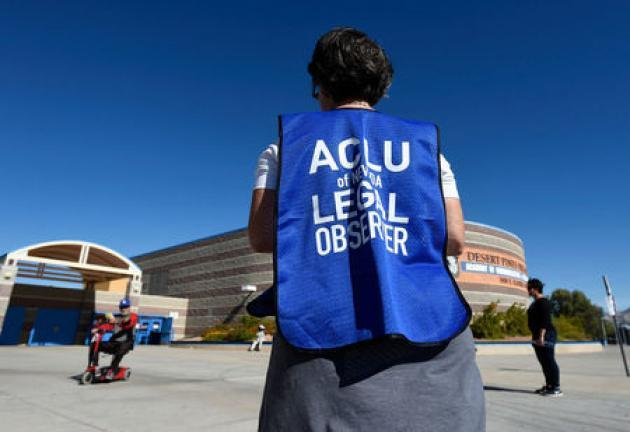 ACLU in lawsuit alleges Trump's election panel is too secret