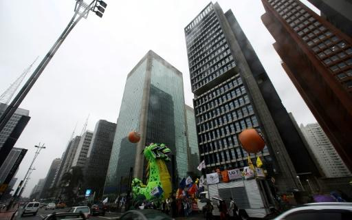 Brazil's central bank cuts key rate to 11.25 percent