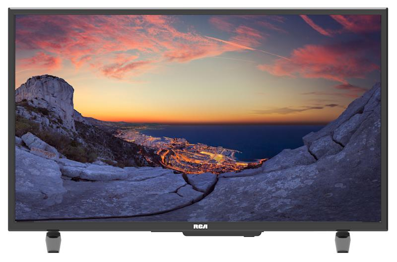 "RCA 32"" Class HD (720P) LED TV. (Photo: Walmart)"