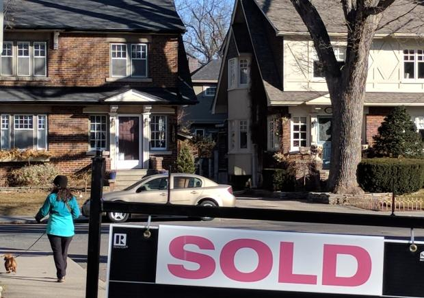 Canada's housing markets not as vulnerable as prices fall more than 5%, CMHC report