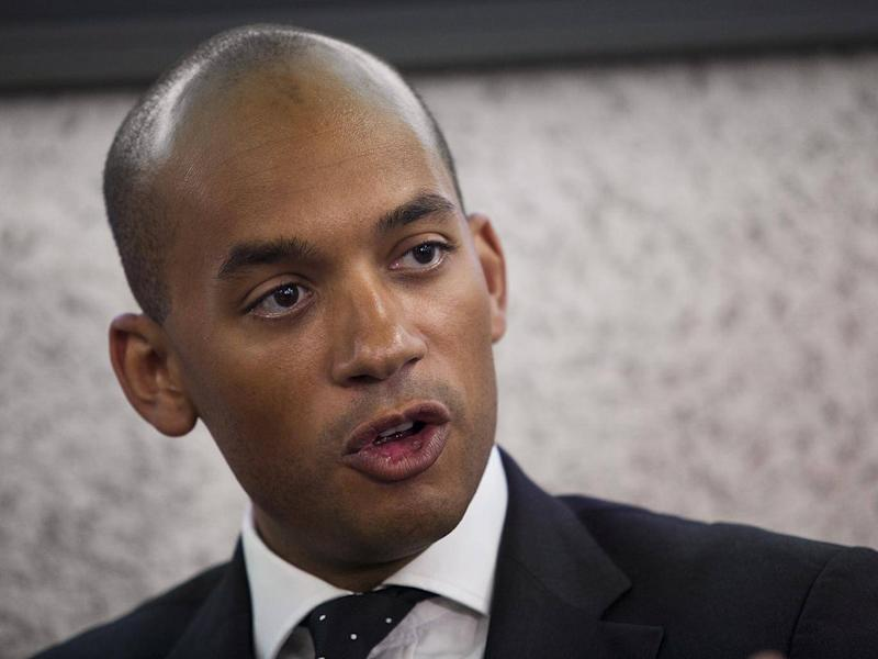 Labour politician Chuka Umunna has argued the anti-hard Brexit case(Getty)