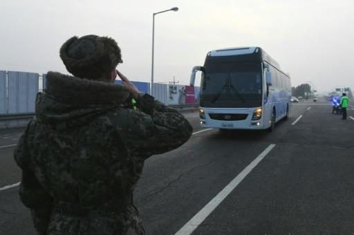 <p>Two Koreas agree to march together at Winter Olympics opening</p>