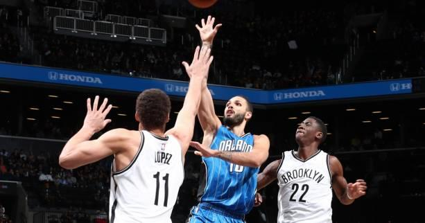Basket - NBA - La nuit des Frenchies : Evan Fournier en vain