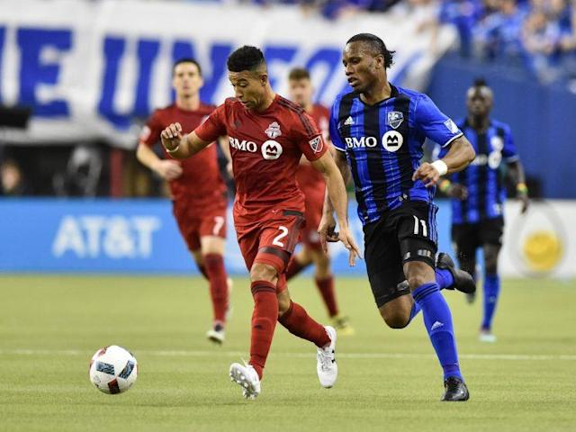 "Since 2015, <a class=""link rapid-noclick-resp"" href=""/soccer/players/justin-morrow"" data-ylk=""slk:Justin Morrow"">Justin Morrow</a> has scored more goals than any other defender in MLS, but the 29-year-old is still waiting for recognition at the national level. Minas Panagiotakis/Getty Images"