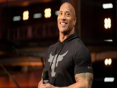 Dwayne Johnson tops Hollywood pay list second year in a row; Ryan Reynolds, Vin Diesel follow