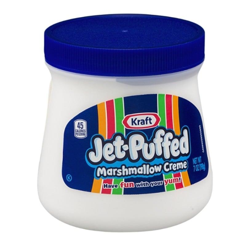"""<p>You can't go wrong with freezing <a href=""""https://www.target.com/p/kraft-jet-puffed-marshmallow-creme-7oz/-/A-12968788?ref=tgt_adv_XS000000&amp;AFID=google_pla_df&amp;fndsrc=tgtao&amp;CPNG=PLA_Grocery%2BShopping_Local&amp;adgroup=SC_Grocery&amp;LID=700000001170770pgs&amp;network=g&amp;device=c&amp;location=9032015&amp;ds_rl=1246978&amp;ds_rl=1247077&amp;ds_rl=1246978&amp;gclid=EAIaIQobChMI-pGlpOzn5QIVeR-tBh3xrQIbEAQYBCABEgIzJPD_BwE&amp;gclsrc=aw.ds"""" target=""""_blank"""" class=""""ga-track"""" data-ga-category=""""Related"""" data-ga-label=""""https://www.target.com/p/kraft-jet-puffed-marshmallow-creme-7oz/-/A-12968788?ref=tgt_adv_XS000000&amp;AFID=google_pla_df&amp;fndsrc=tgtao&amp;CPNG=PLA_Grocery%2BShopping_Local&amp;adgroup=SC_Grocery&amp;LID=700000001170770pgs&amp;network=g&amp;device=c&amp;location=9032015&amp;ds_rl=1246978&amp;ds_rl=1247077&amp;ds_rl=1246978&amp;gclid=EAIaIQobChMI-pGlpOzn5QIVeR-tBh3xrQIbEAQYBCABEgIzJPD_BwE&amp;gclsrc=aw.ds"""" data-ga-action=""""In-Line Links"""">marshmallow creme</a> (affectionately known as flufff). Whether you eat it by the spoonful or scoop it on top of ice cream, this sweet treat was basically made to be frozen. </p>"""
