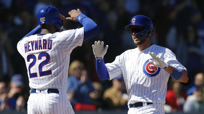 Cubs to option Russell to Triple-A when ban over