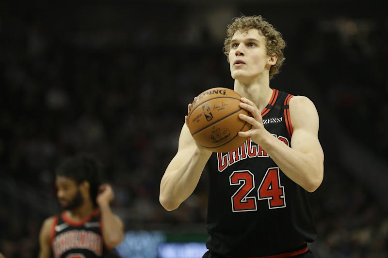 Bulls expect Markkanen to miss 4-6 weeks with hip injury
