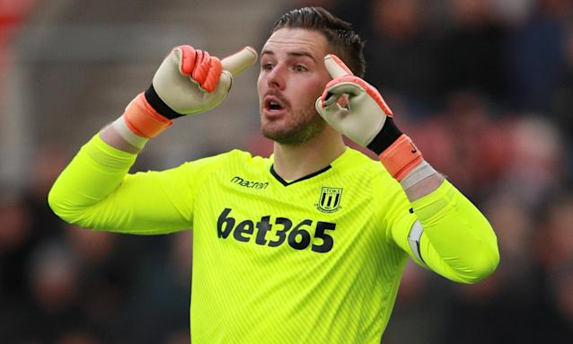 Could Stoke's Jack Butland be a record breaker?