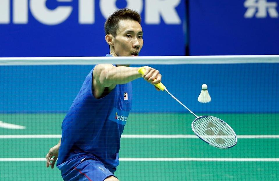 Malaysia's Lee Chong Wei beat China's Lin Dan and Chen Long to win the Badminton Asia Championships earlier this month (AFP Photo/)