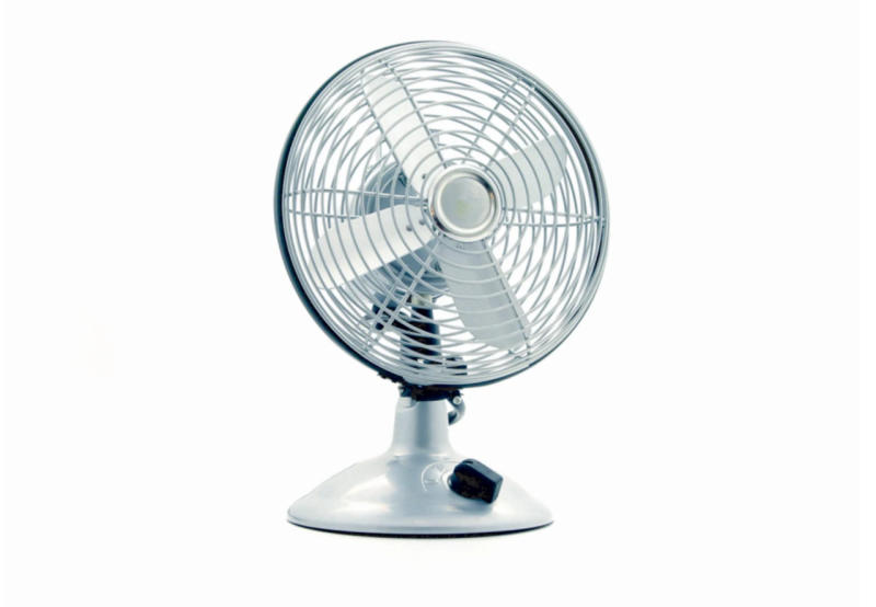 Are electric fans friends or foes during extreme heat?