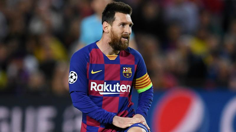 Barca have no chance in Champions League, says Messi