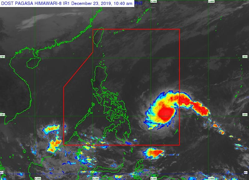 Boat trips cancelled; Cebu, other areas under signal no.1