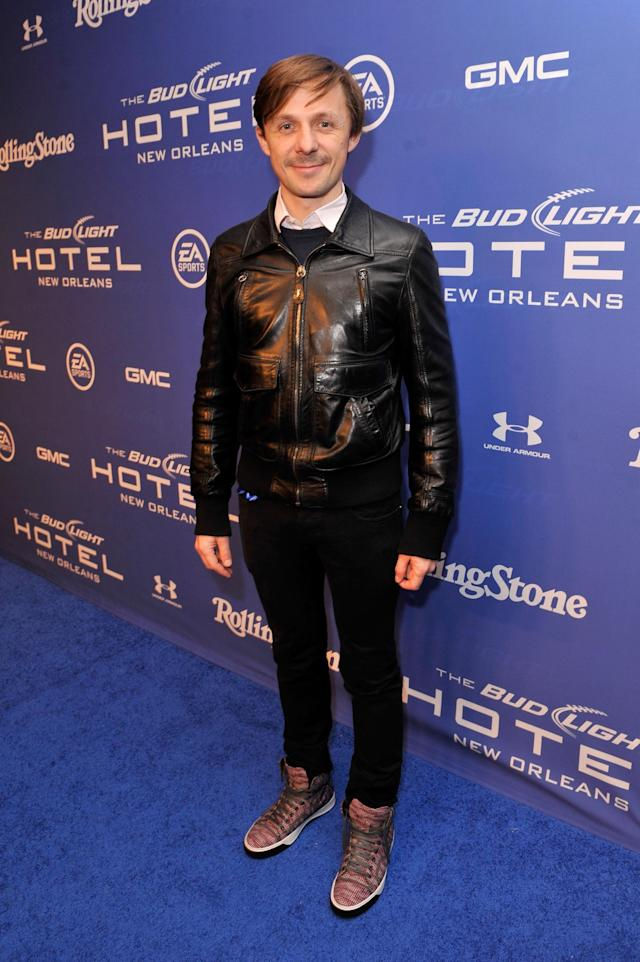 NEW ORLEANS, LA - FEBRUARY 02: DJ Martin Solveig attends Bud Light Presents Stevie Wonder and Gary Clark Jr. at the Bud Light Hotel on February 2, 2013 in New Orleans, Louisiana. (Photo by Stephen Lovekin/Getty Images for Bud Light)