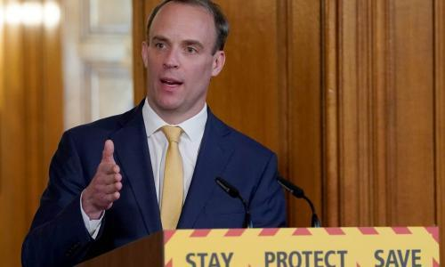 Dominic Raab: PM's stand-in needs cabinet OK for big decisions