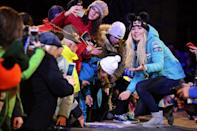 <p>Vonn is not afraid to wade into politics, telling CNN in December that she would decline an invitation to visit the White House. Traditionally, Olympians are invited to D.C. following the Games. </p>
