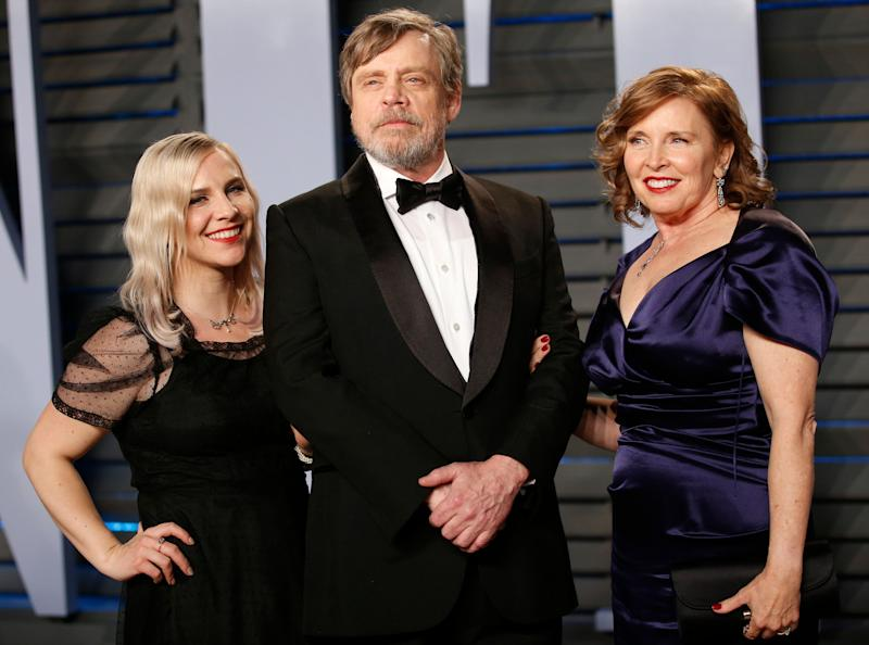 Mark Hamill Burns Ivanka Trump's 'Star Wars' Family Photo With Correction
