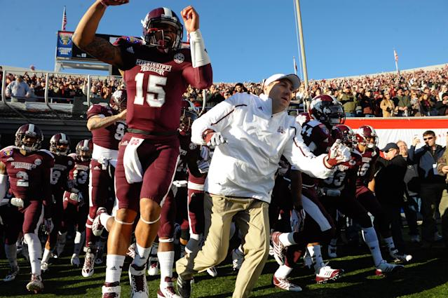 SEC media days notebook: Mississippi State embraces high expectations