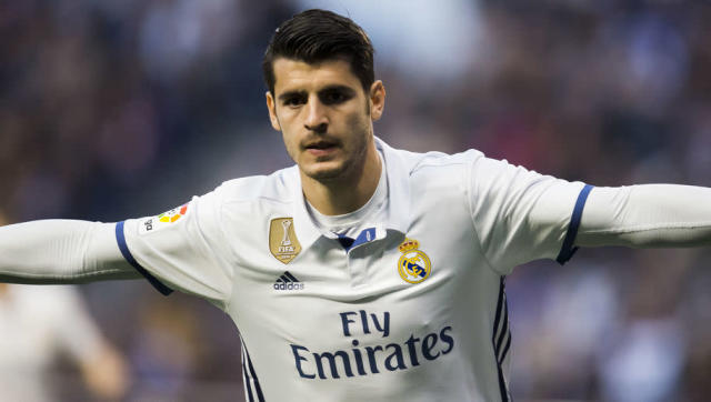 "<p>As part of a wider striker merry-go-round, AC Milan are <a href=""http://www.90min.com/posts/4957113-milan-reportedly-make-contact-with-madrid-ace-ahead-of-potential-summer-transfer-tussle-with-chelsea"" rel=""nofollow noopener"" target=""_blank"" data-ylk=""slk:​determined"" class=""link rapid-noclick-resp""> ​determined</a> to beat Chelsea to the signing of Real Madrid's proven Spanish frontman, Alvaro Morata. </p>"