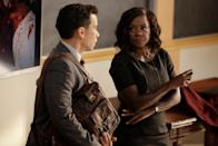 """<p>Viola Davis won an Emmy for her portrayal of professor Annalise Keating, who instructs her law students in the finer points of burying bodies and bending the law. It's soapy, it's bloody, it's twisty and shocking—basically everything you'd expect from a Shondaland drama.</p> <p><a href=""""https://cna.st/affiliate-link/2Z6F81fjBAMUbaw55t2E8q41eU5eDQYHEH5vMP7s8X5gXGxyxd3zMWPNSLVfSbD6S5rxYoM8tGAYsiVuAMA3Sgv2bfEn?cid=602c245fdd60a6947eb5305d"""" rel=""""nofollow noopener"""" target=""""_blank"""" data-ylk=""""slk:Available to watch on Netflix"""" class=""""link rapid-noclick-resp""""><em>Available to watch on Netflix</em></a></p>"""