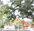 <p>Any brunch that involves a little bubbly mixed with tangy juices and fresh fruit is already a surefire success. But why not take it to the next level with a full mimosa bar spread? You can easily craft an Instagram-worthy display you'll wish you could have at your disposal every day–whether you go with a mimosa bar cart or table. Here's everything you need to consider, from the menu to the tiniest decor details.</p>