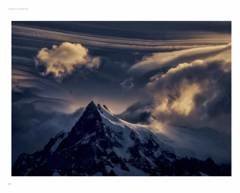 <p>Adamus is described as one of the most influential landscape photographers of his generation. He likes to spends days or even weeks immersing himself in the landscapes he captures. (Masters of Landscape Photography) </p>