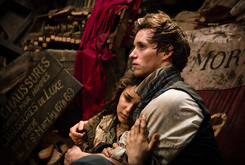 "Samantha Barks and Eddie Redmayne in Universal Pictures' ""Les Miserables"" - 2012"