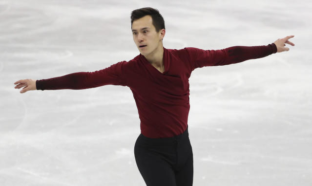 Skating used to be the focal point of Patrick Chan's life. Later in his career he's found a better balance.