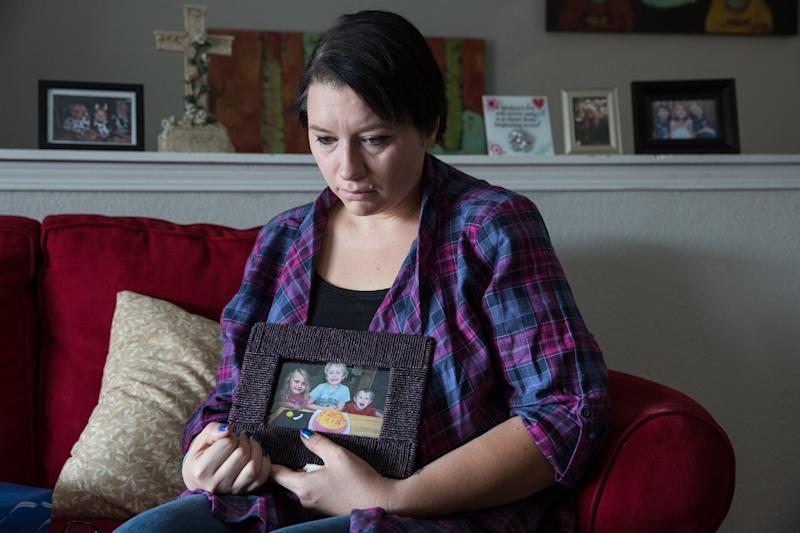 Amanda Painter is the sole survivor of a May 16 shooting by her ex-husband, Justin Painter. (Mei-Chun Jau for HuffPost)